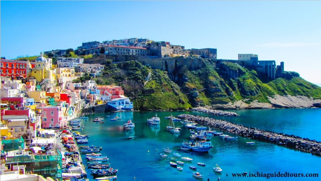 Procida, Procida island, Italian islands, Mediterranean islands, Ischia, Capri, The talented Mr Ripley, Il Postino, Arthur's island, Fishing village, Italian landscapes, quaint Italian villages