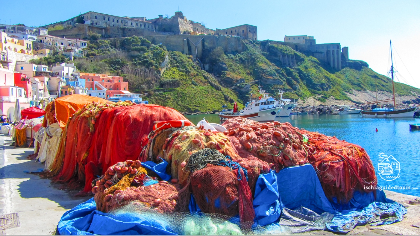 Procida, Arthur's island, Isola di Arturo, Isola del Postino, island of the postman, fishing island, fishing village, Procida fishing island, South of Italy, guided tour of Procida, tour of Procida, visit Procida, Procida tour