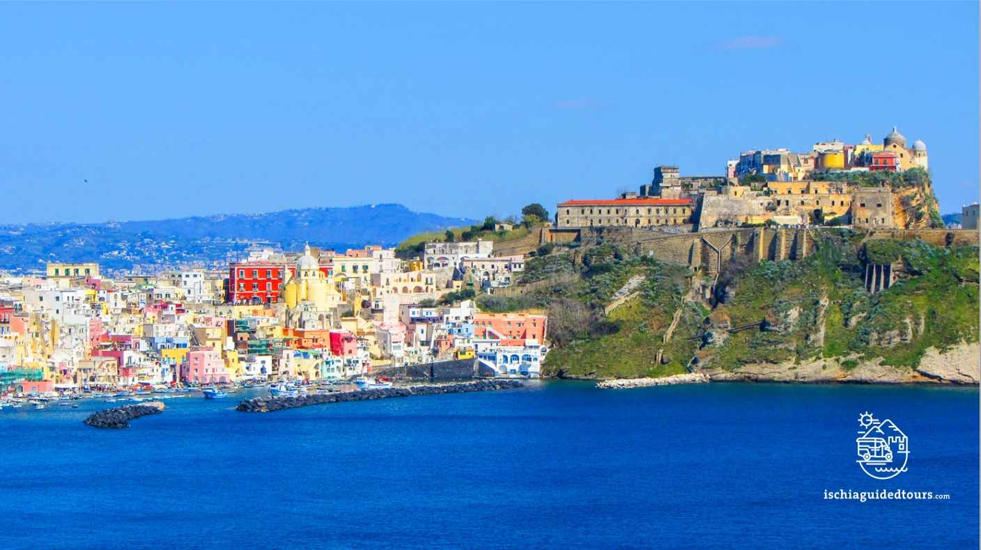 Procida, Casale Vascello, Procida island, guided tours of Procida, Italian islands, Mediterranean islands, Ischia, Capri, The talented Mr Ripley, Il Postino, Arthur's island, Fishing village, Italian landscapes, quaint Italian villages, Graziella, Vivara, Corricella, Terra murata, Palazzo D'Avalos, Procida's Misteries, Good Friday in Procida, Alphonse de Lamartine, Tour of procida, walking tour of procida, microtaxi tour of procida, tuk tuk in Procida