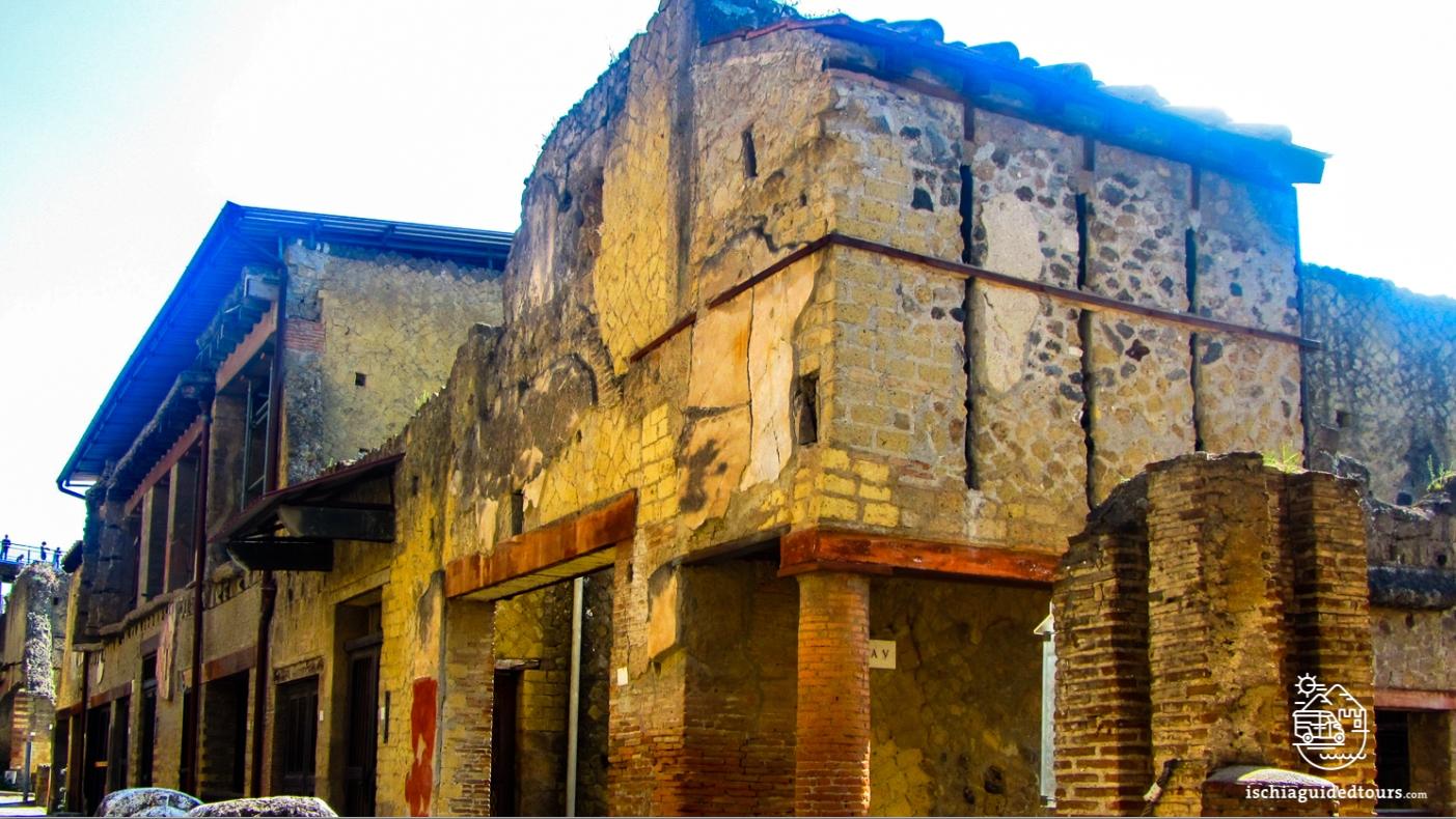 Herculaneum excavations, Pompeii, Roman ruins, Mount Vesuvius, 79 A.D.,  Herculaneum house of Neptune and Amphitrite, Herculaneum, women's baths Herculaneum, mosaic women's bath herculaneum, Pompeii, Herculaneum Naples, guided tours Herculaneum, Herculaneum tours, Ercolano, Ischia to Herculaneum, Mount Vesuvius eruption, 79 A.D., Amalfi coats tour, Ischia tour, private tours Pompeii