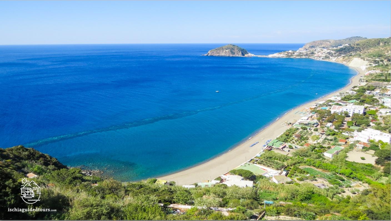 Maronti beach Ischia, Spiaggia dei Maronti, cava Scura, Sant'Angelo, Baia dei Maronti, Ischia island, Ischia beaches